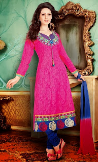 Embroidered Readymade Frocks