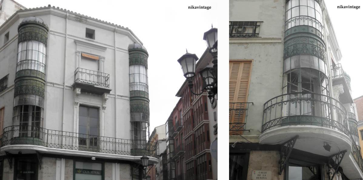 Zamora tambien es modernista primera parte nika vintage - Arquitectos en zamora ...