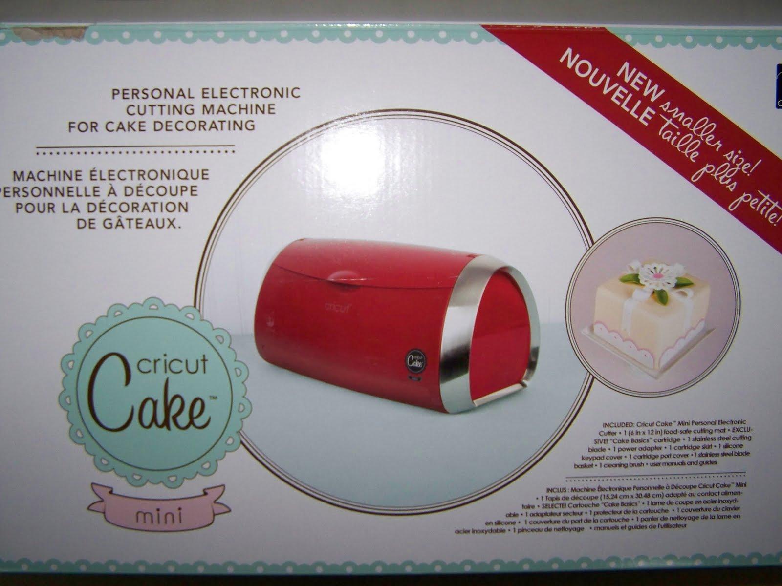 Cricut Mini Cake Machine Reviews