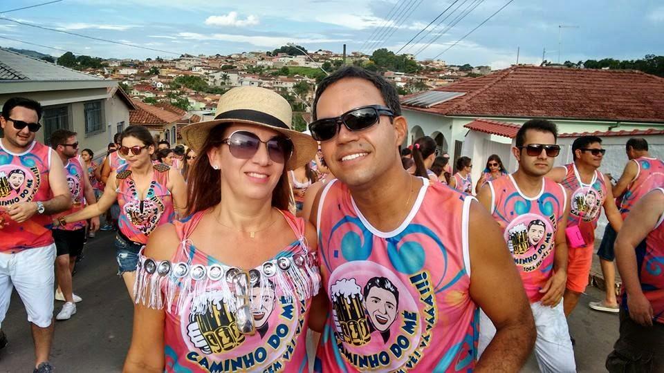 Pitanga Real deixando o Carnaval mais lindo com abadás customizados