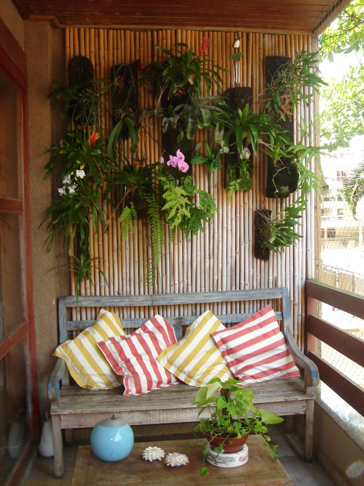 decoracao jardins e varandas:CASA MIDDAS: Decoração de Varandas de  #48611E 1200x1600