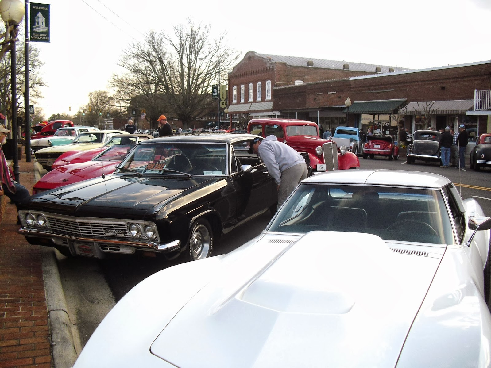 Travel NC With Kids Mocksville Cruise In Car Show Dates - Kids car show