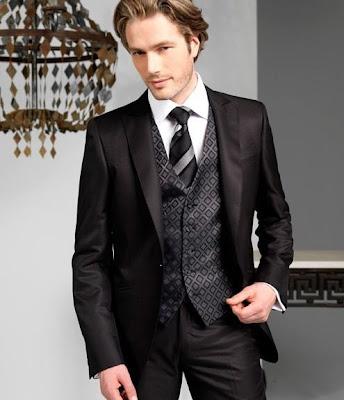 نصائح مهمة لأناقة الرجال - رجل وسيم جميل يرتدى يلبس بدلة - handsome man wear tuxedo suit_button_wedding_apparel_brocade_groom