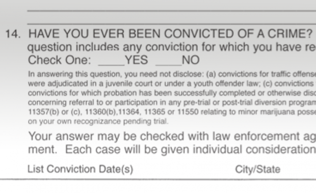 how to get a case expunged