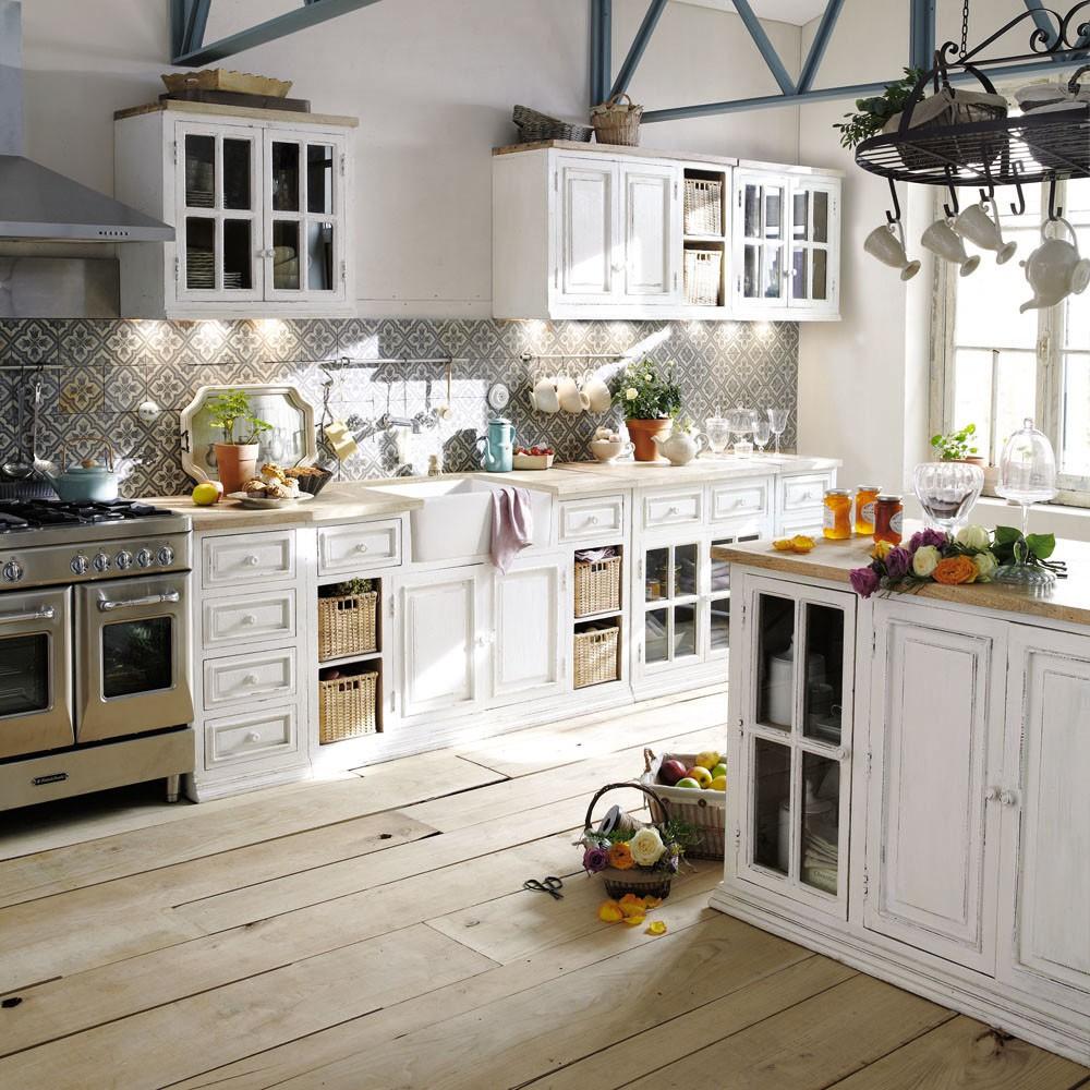 Petite cuisine blanche | Meubles de cuisine