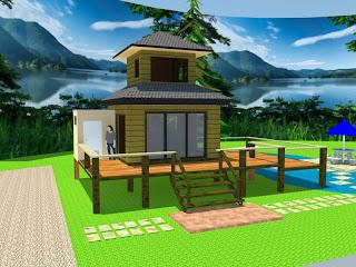 """เน้นออกแบบให้เป็น""""บ้านสำหรับพักผ่อน"""""""
