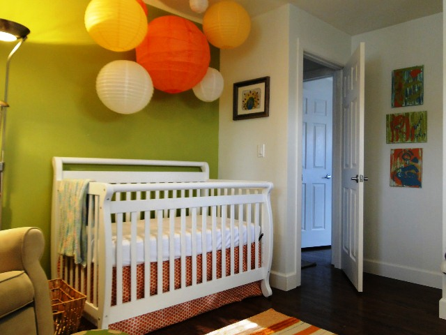 best paint colors for baby girl nursery