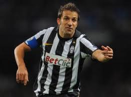 Kontrak Baru Del Piero Terganjal Rp 12 Miliar
