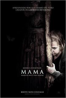 """Poster do filme """"Mama"""""""