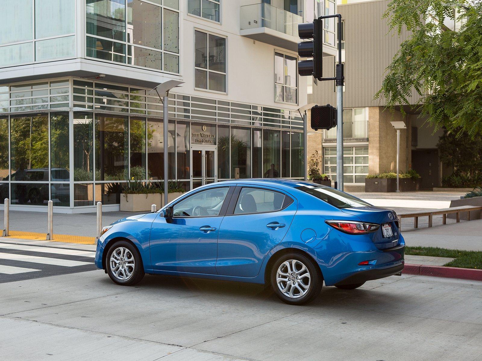 Hình ảnh xe ô tô Scion iA 2016 & nội ngoại thất