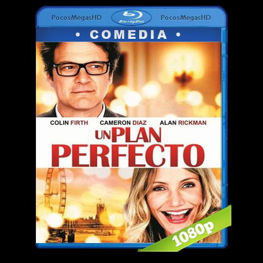 Gambit: Un Plan Perfecto (2012) BRRip 1080p Audio Dual Latino/Ingles 5.1