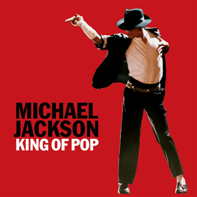 Michael Jackson - The King of PopKing Of Pop Album