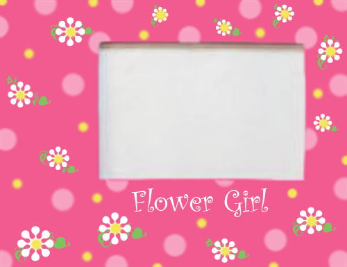 Flower Girl Picture Frame - Oriental Trading