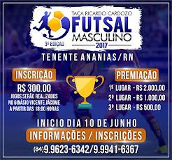 Taça Ricardo Cardoso Pereira de Futsal