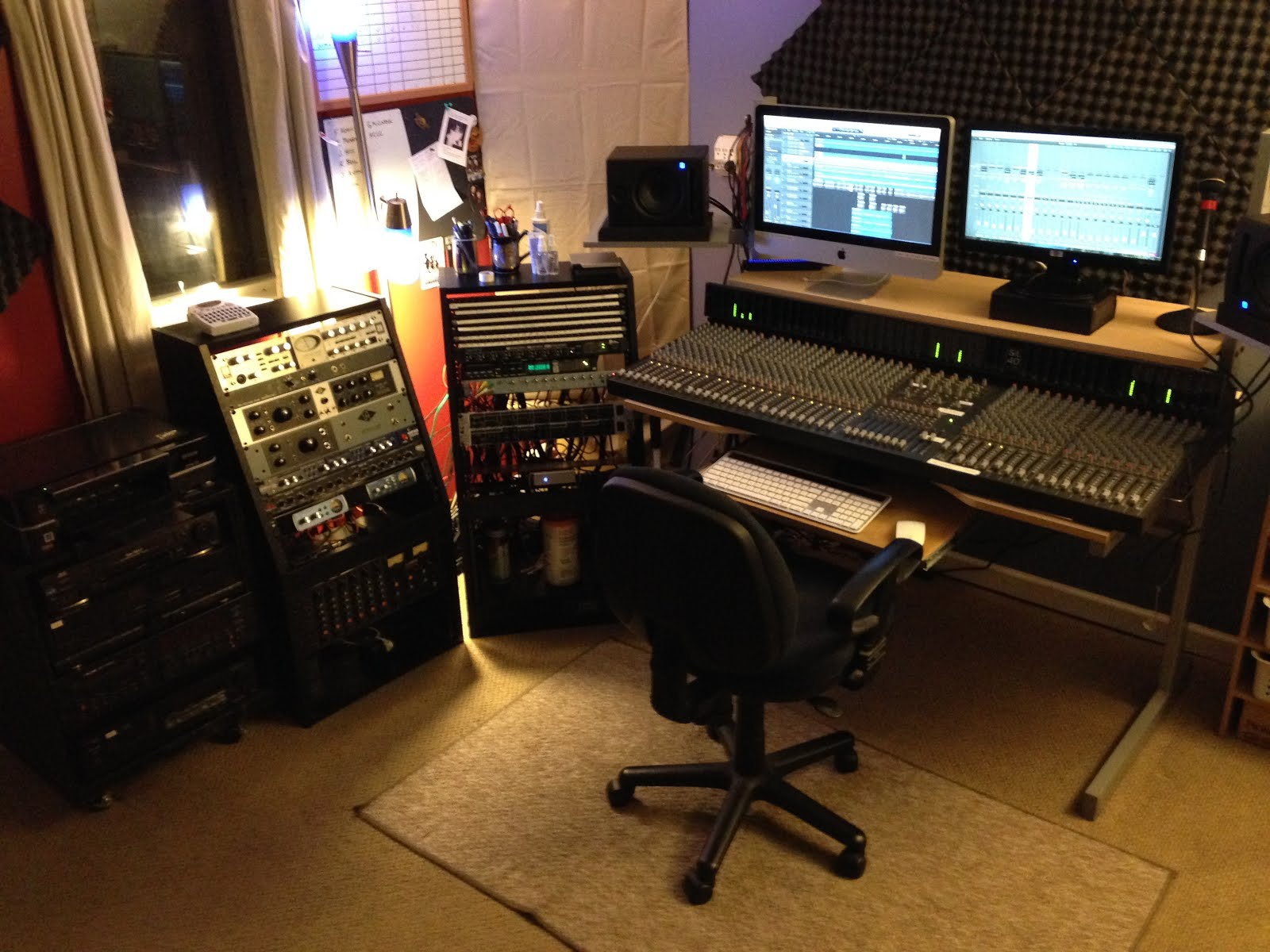 Perfect Mix Studios • Greenfield, IN