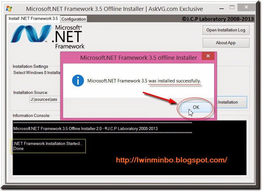 Microsoft .NET Framework 3.5 / 3.5 SP 1