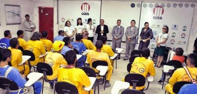 Natal: Convênio garante contratação de apenados para as obras de mobilidade urbana