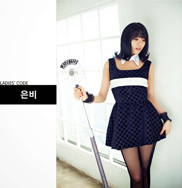 Ladies' Code EunB So Wonderful Concept