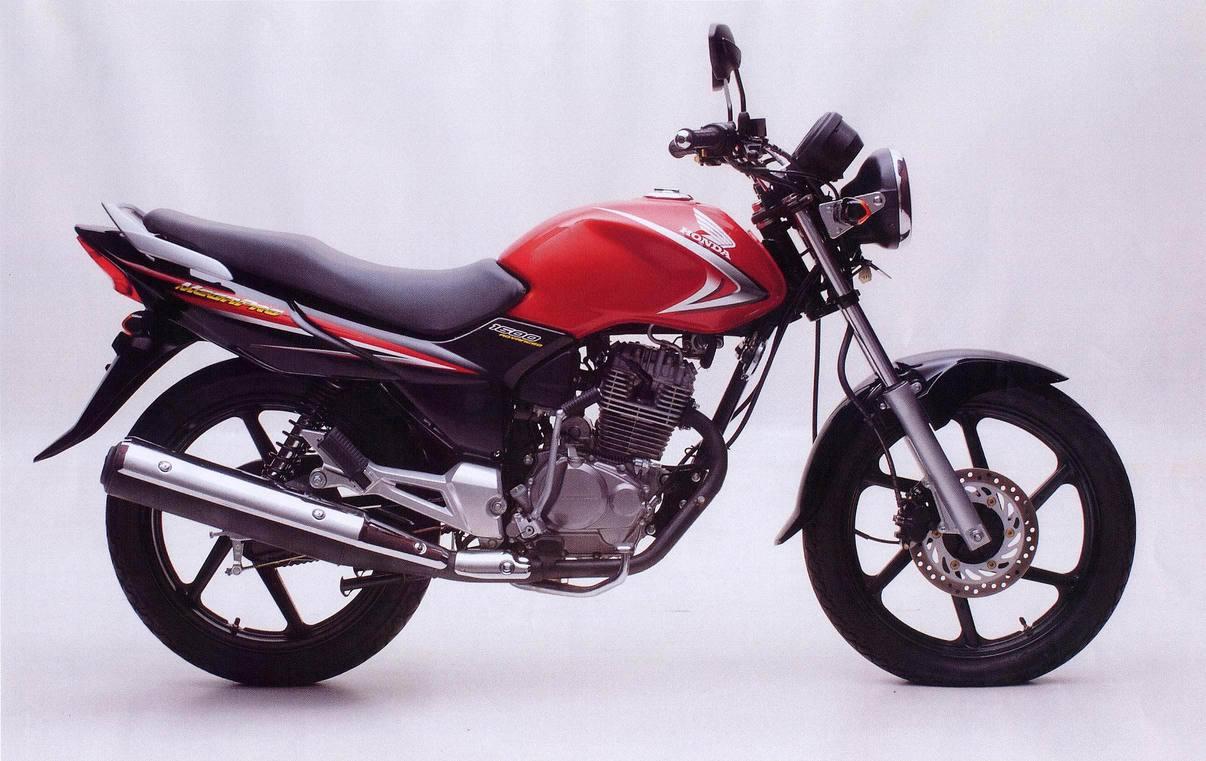 Spesifikasi Honda Mega Pro Advance - Mega Pro Primus