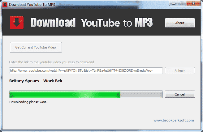image YouTube To MP3 - softwikia