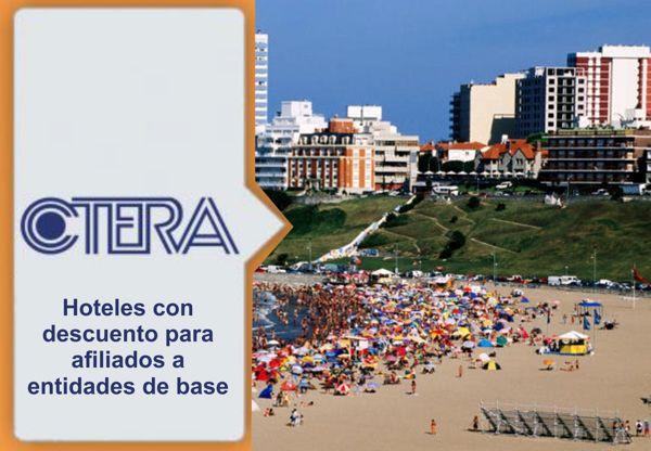 HOTELES EN BUENOS AIRES (afiliados a CTERA)