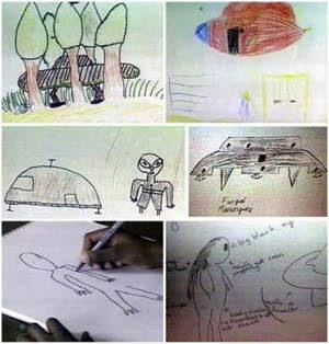 Fenomena UFO dan Alien