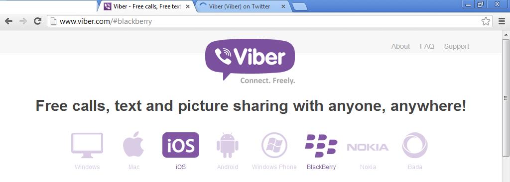 http://www.viber.com/ на ноутбук вин8