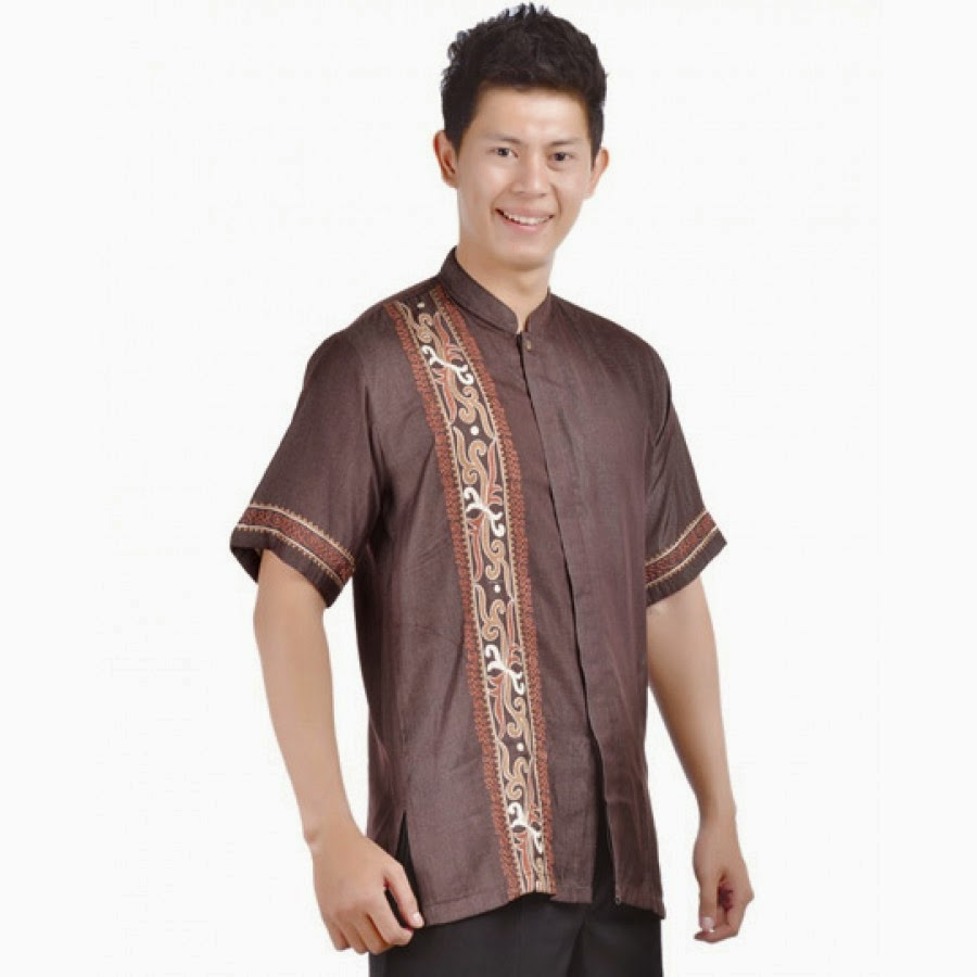 Gambar model baju muslim remaja putra terbaru 4
