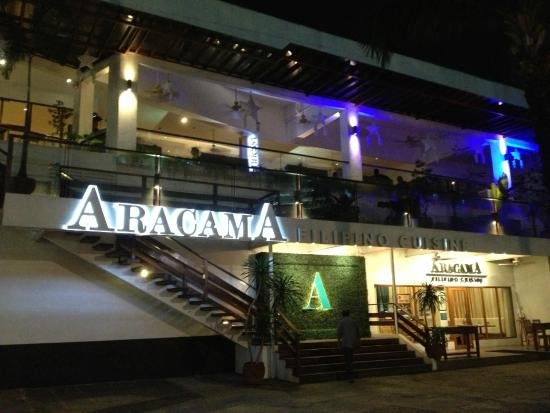Expat in the city salsa aracama for Aracama filipino cuisine