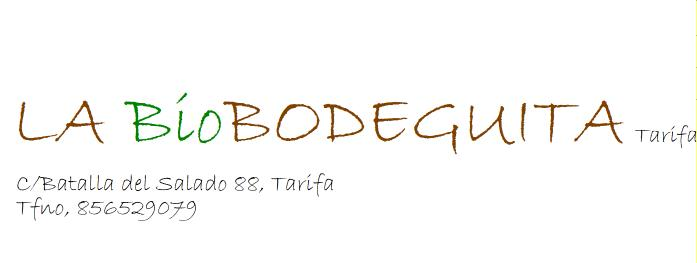 LA BioBODEGUITA.Tarifa