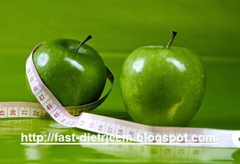 رجيم التفاح الأخضر