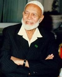 Allahyarham Ahmad deedat