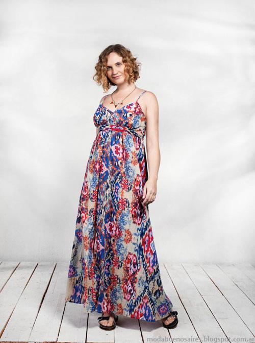 Ver primavera verano 2014 vestidos largos. Moda primavera verano 2014.