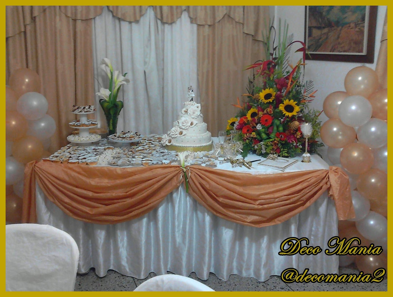 Fiestas deco mania boda civil decoracion - Adornos boda civil ...