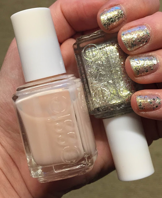 My 2015 in Nails, nail polish roundup, nail polish, nail lacquer, nail varnish, manicure, #ManiMonday, Essie Hors D'Ouevres, Essie Pinkadelic