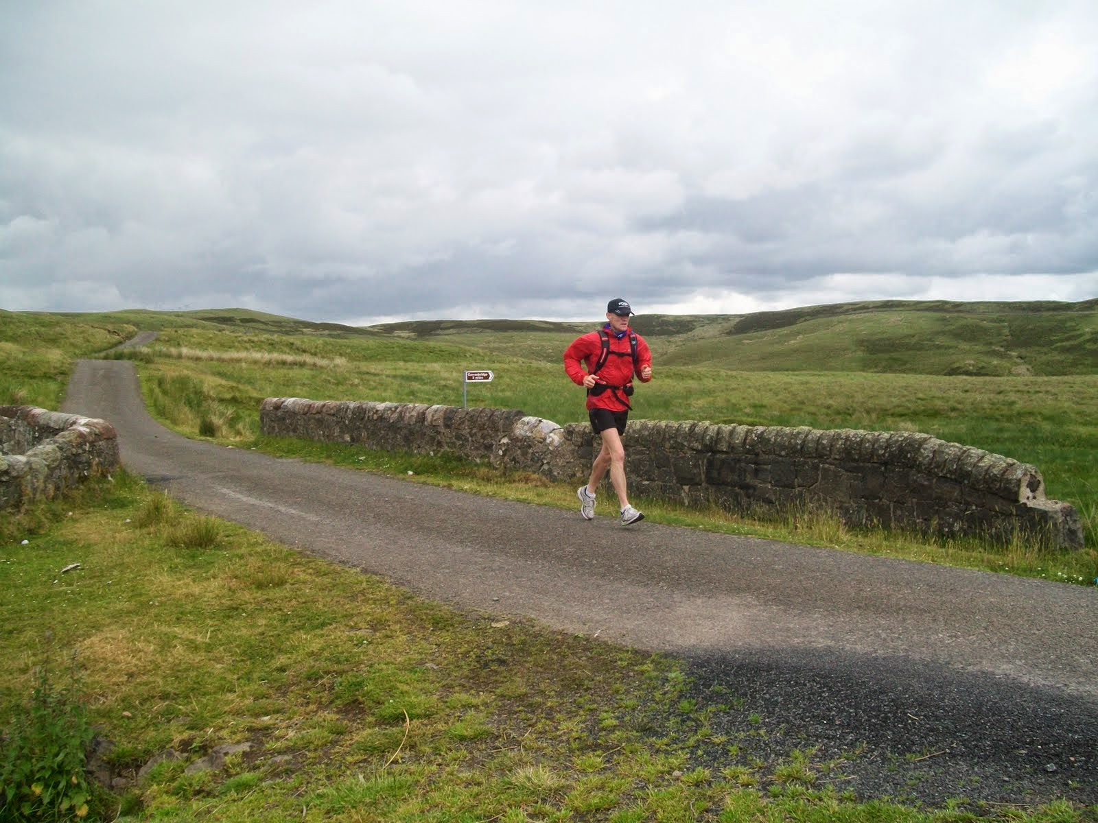 Carron Valley 30 miler