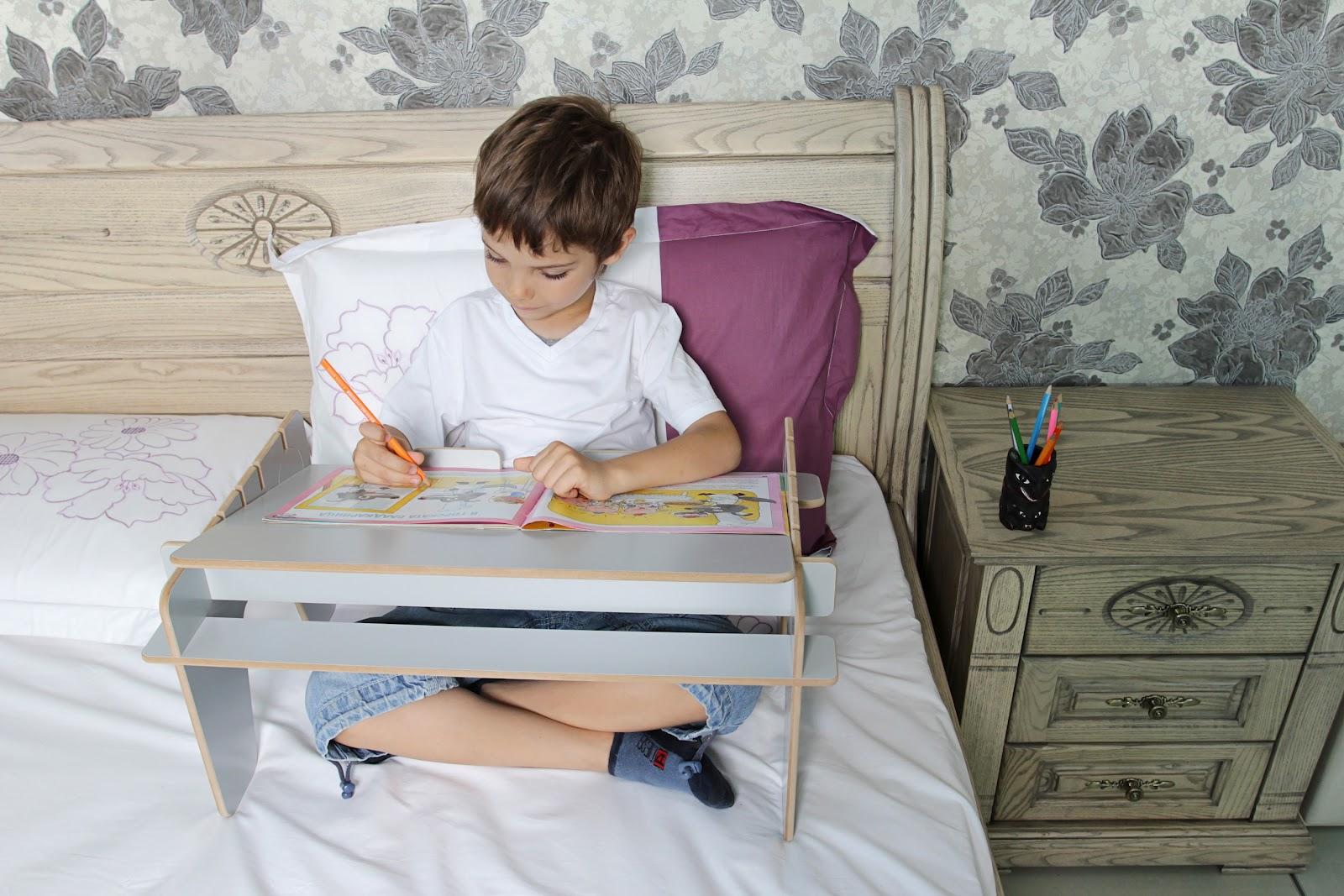 laptoptisch f r das bett. Black Bedroom Furniture Sets. Home Design Ideas