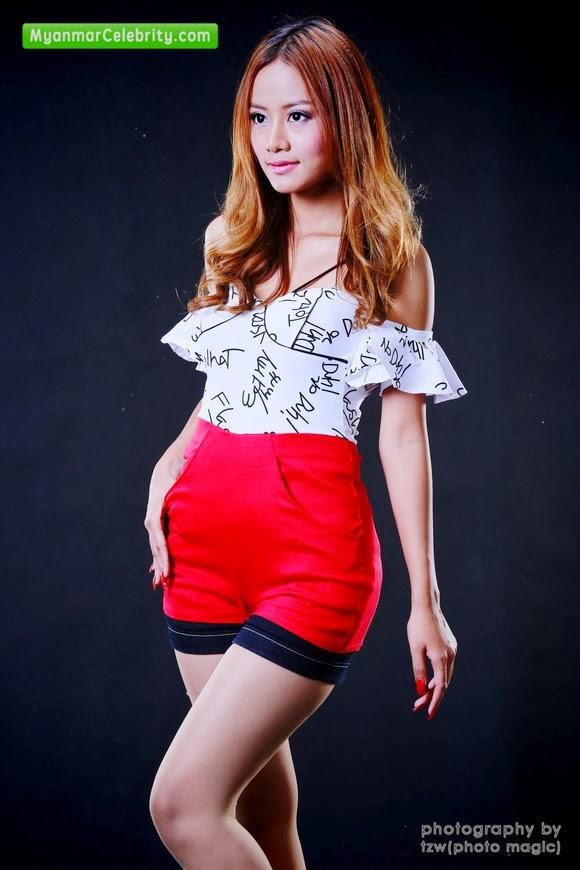 Model Myanmar Shwe Yi Thone Thone