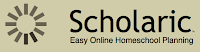 scholaric, online homeschool lesson planning, record keeping