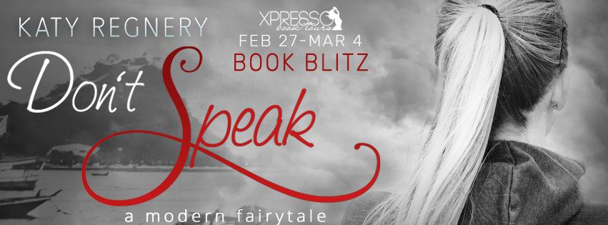 Don't Speak Book Blitz