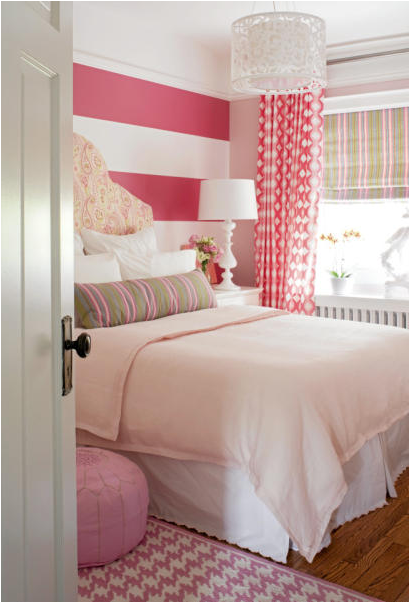 suscapea: 30 Traditional Young Girls Bedroom Ideas