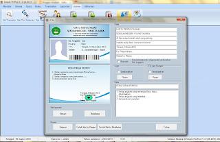 Software Kartu Perpustakaan
