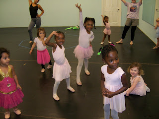 tiny tot dance class in charlotte nc