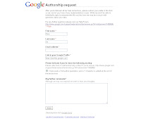 Cara Memunculkan Authorship Content di Google Search