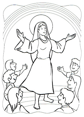 Image Result For Jesus Coloring