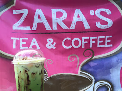 Zara's Tea & Coffee Puncak Jalil