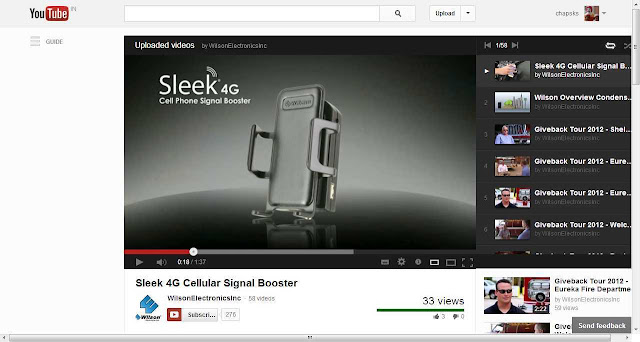 USA gets world's very first legacy and 4G-LTE mobile cellular signal booster