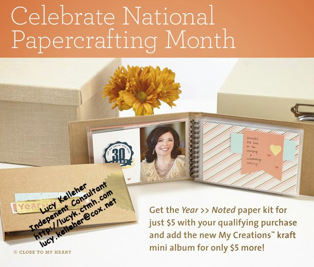 National Papercrafting Month