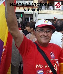 Despedimos al camarada Juan Paradas