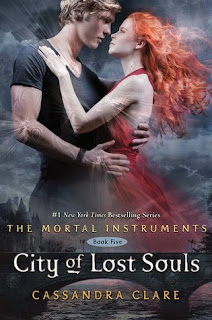 """Waiting On"" Wednesday – #3: City of Lost Souls (The Mortal Instruments #5) by Cassandra Clare"